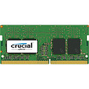 Crucial SODIMM, DDR4, 16GB, 2400MHz, CL17, Single stick