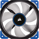 Corsair Air Series ML120 PRO Magnetic Levitation Fan, 120mm, Blue LED