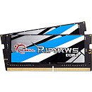 G.SKILL SODIMM. Ripjaws, DDR4, 32GB, 2133MHz, CL15, Kit of 2