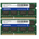 A-Data SODIMM, 8GB, DDR3, 1600MHz, CL11, Single Stick