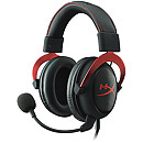 Kingston HyperX Cloud II, Red