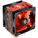 Cooler Master Hyper 212 LED Turbo, Red Top Cover