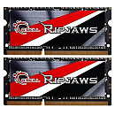 G.SKILL SODIMM, Ripjaws, DDR3L, 16GB, 1600MHz, CL9, Kit of 2
