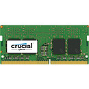 Crucial SODIMM, DDR4, 4GB, 2400MHz, CL17, Single stick