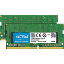 Crucial SODIMM, DDR4, 32GB, 2400MHz, CL17, Kit of 2